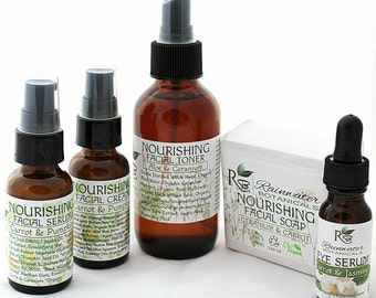 Nourishing Facial Care Kit