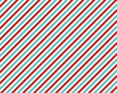 ON SALE Tasha Noel Pixie Noel Stripe Red