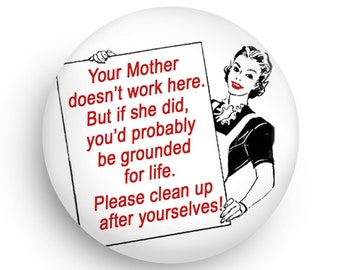 Funny Fridge Magnet  For Workplace Fridge