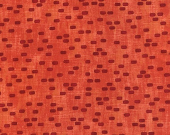 Row by Row 2016 Red Bricks Cotton Fabric Timeless Treasures 1 Yard