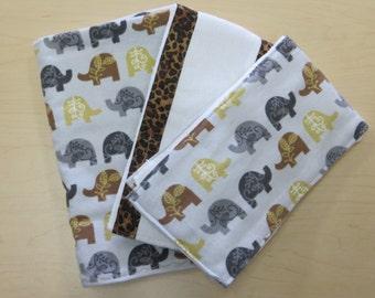 receiving blanket_swaddling blanket_gift pack_elephants