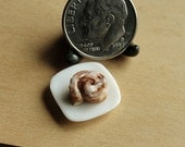 Dollhouse Miniature Food Cinnamon Roll