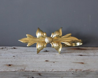 Solid Brass Curtain Tie Backs (Set of 2)
