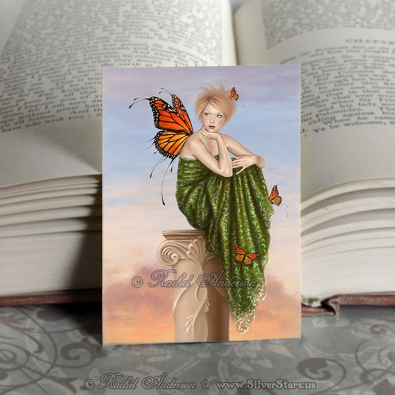 ACEO Sunrise Fairy limited edition print