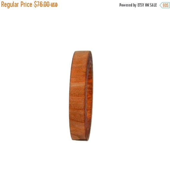 Holiday Sale 10% Off Rowan Wood inlay for any of my Rings