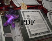 Asafoetida PDF -- Book of Shadows -- BOS page