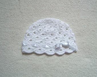 Hand-crochet Girl Hat, Beanie