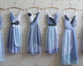 Final Payment for Jackie Cunningham's Custom Bridesmaids Dresses, Flower Girl Dresses, and Elena Gown