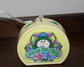 Vintage Cabbage Patch Radio A Blast From The Past