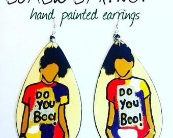 Do You Boo Earrings