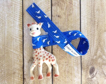 Ducks Toy Strap - Toy Leash - Baby - Gift for Baby - Baby Accessory