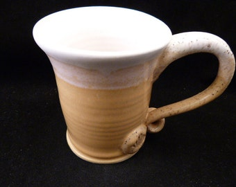 WheelWorksPottery - Mug - Creamcicle