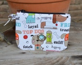 Dog Poopie Pouch Coin Purse - Top Dog