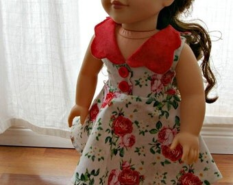 NEW Florence Vintage Dolly Dress PDF PATTERN