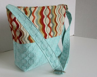 Handbag, tote, shoulder bag, adjustable strap, purse