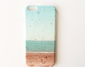 CLEARANCE SALE! Beach Phone Case for iPhone 6/6s PLUS - Footprints