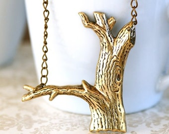 We are Branches of the Same Tree - American Made Brass Stamping - Insurance Included