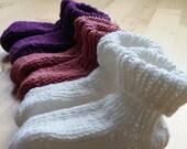 Newborn knit Sock,  Baby Sock, Cotton Socks, Hand knit Baby Sock, Baby gift, Welcome Baby, Baby Sock Canada, Baby Knit Sock Montreal
