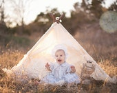 SOPHIE - teepee, tent, play tent, photo prop