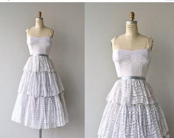 25% OFF.... Mindinette lace dress   vintage 1950s party dress   lace 50s dress