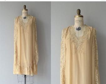 25% OFF SALE St. Etienne dress   silk 1920s dress   vintage 20s dress