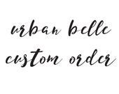 Reserved - Custom Listing - Custom Mason Jars