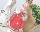 Vintage Infant of Prague * Religious * Catholic * Lefton Planter
