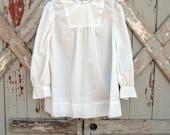 Dixie - vintage 1970s handmade blouse M L