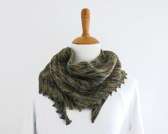 Scarf - The Dales.Hand Knit Scarf.Unisex Scarf.