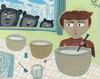 Porridge & Foragers