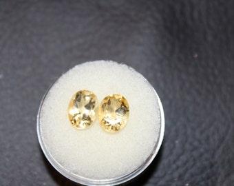 Loose Citrine Gemstones
