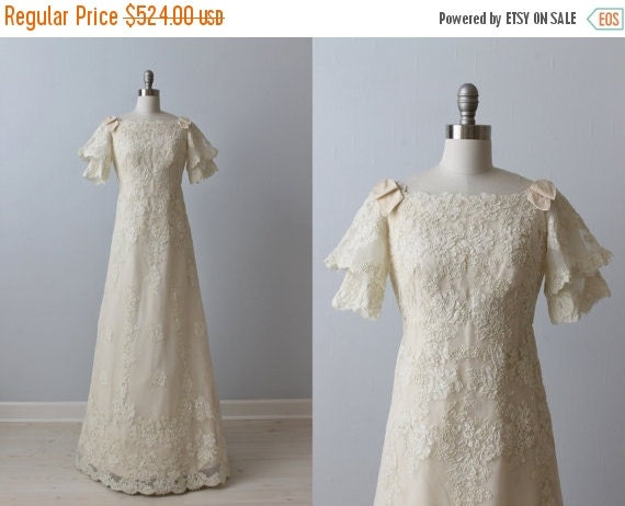 On sale 1970s wedding dresses vintage 70s by for 1970s wedding dresses for sale