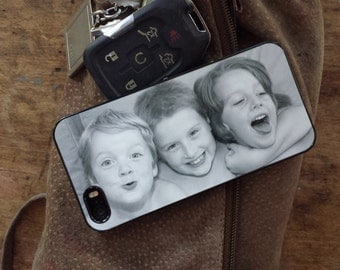 iPhone Customized Photo Case for 4/4S, 5/5S or 6