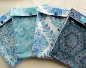 Ouch Pouch 4 pack of Medium 5x7 Back to School First Aid Diaper Bag Vacation Organizers Baby Toddler New Mom (YOU CHOOSE FABRICS) Save 5.80