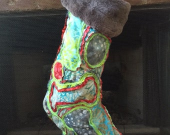 Unique Christmas Stocking for your Pooch!