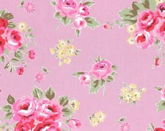 Flower Sugar Maison Oxford Pink floral 40563L-20  1 yard