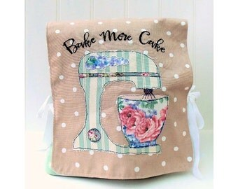 Bake More Cake. Food mixer Cover