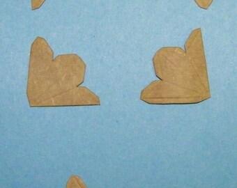 Picture Corners Kraft Chipboard Die Cut Pack of 2 DIY