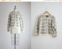 25% Memorial Day Sale fuzzy mohair cardigan
