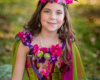 Custom Fairy dress, fairy dress,