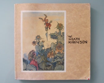 William Heath Robinson from Chris Beetles Gallery First Edition - 1987 / The Inventive Comic Genius of Our Age Soft Cover