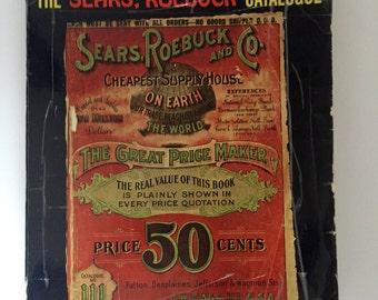 Sears Roebuck Catalogue, 1902 Edition