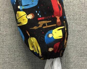 Star Trek II Plastic Bag Dispenser