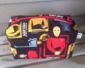 Star Trek Zipper Pouch