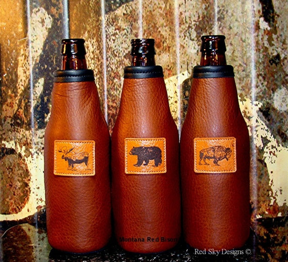 Beer bottle koozie