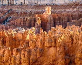 Bryce Canyon National Park Photograph Utah Desert Photo Canyonlands Zion Moab Landscape Southwest USA nat157