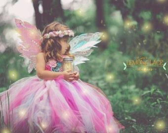 Chasing Fireflies Tutu Dress