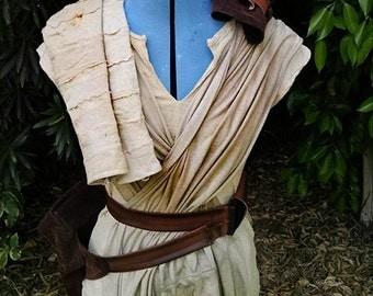 Rey Costume Force Awakens