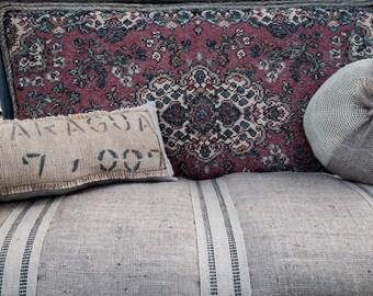 Antique Rustic Sofa