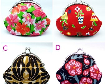BIG SALE - Small clutch / Coin purse (GP15)